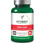 Vet's Best - Skin & Coat tablete za pse 60 tbl.