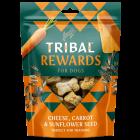 Tribal - Sir, korenček in sončnična semena naravni priboljški za pse 125g