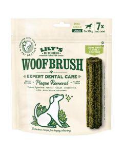 Lily's Kitchen - Woofbrush naravna dentalna žvečilka za pse (Multipack 7 x)