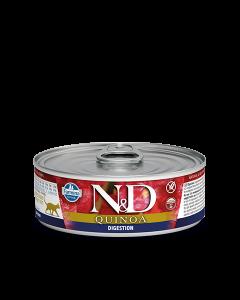 Farmina N&D - Quinoa Digestion konzerva za mačke 80g