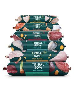 Tribal - Set monoproteinske mokre hrane za kužka