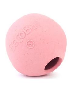 Beco Pets – Biorazgradljiva eko žoga BecoBall - roza