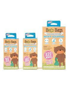 Beco Pets – Odišavljene biorazgradljive vrečke BecoBags v rolicah