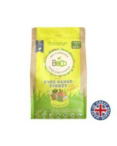 Beco Pets - Puran iz proste reje za mladičke 2kg