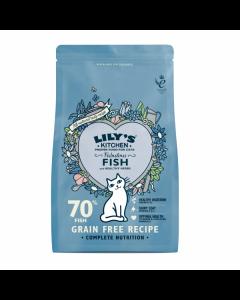 Lily's Kitchen - Fabulous Fish za odrasle mačke 2kg