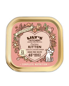 Lily's Kitchen - Curious Kitten hrana za mačje mladičke