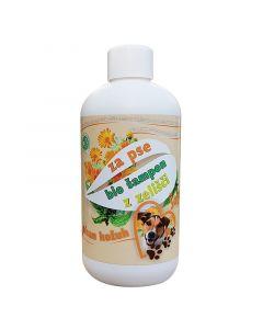 Cvetka - Bio zeliščni šampon za pse Šaja (za pisano dlako) 250 ml