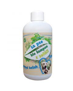 Cvetka - Bio zeliščni šampon za pse Timi (za svetlo dlako) 250 ml
