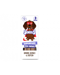 Denzel's – Zdrave superfood žvečilke za pse