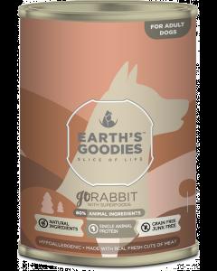 Earth's Goodies - goRABBIT kunec iz proste reje s superživili 400g