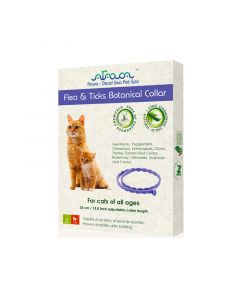 Arava - Ovratnica proti bolham in klopom za mačke in mačje mladiče