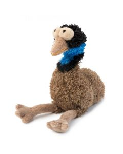 FuzzYard - Oz the Emu plišasta igrača