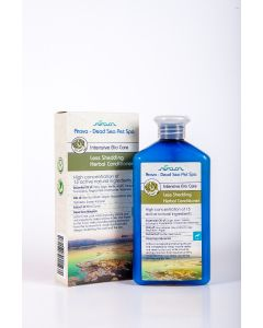 Arava - Less Sheddin Herbal balzam za zmanjšano izpadanje dlake 400 ml