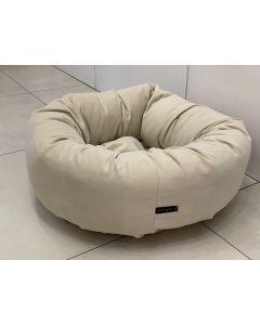 Loving Paw - Udobna posteljica TANGO za pse in mačke v krem barvi