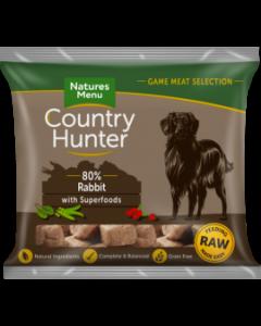 Natures Menu - Country Hunter Nuggets kunec in brusnice 1kg