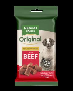 Natures Menu - Priboljški z govedino 60g
