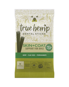 True Hemp - Dental palčke SKIN & COAT