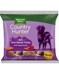 Natures Menu - Country Hunter Nuggets puran 1kg