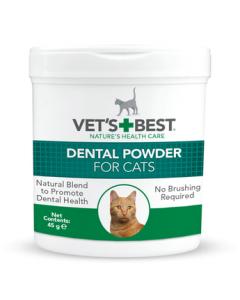 Vet's Best - Odstranjevalec zobnega kamna in oblog za mačke 45g