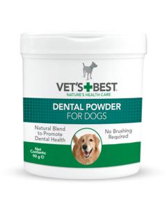Vet's Best - Odstranjevalec zobnega kamna in oblog za pse 90g