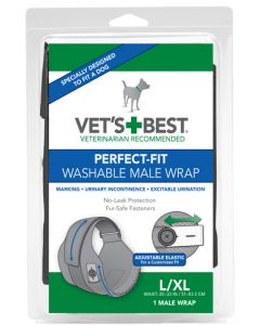 Vet's Best - Pralne plenice za samce Perfect Fit