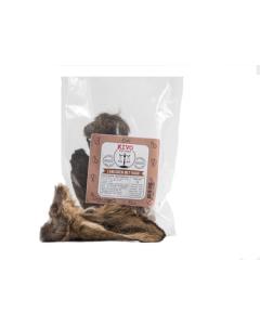 Kivo - Sušeni kunčji uhlji z dlako 100g