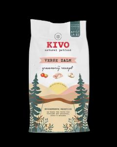 Kivo - Hladno stiskana hrana LOSOS 4kg