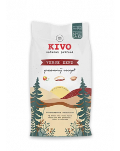 Kivo - Hladno stiskana hrana RACA 4kg