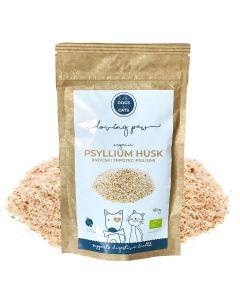 Loving Paw - Psilium (indijski trpotec) iz ekološke pridelave 100g