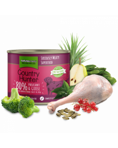 Natures Menu - Country Hunter fazan in gos 400g