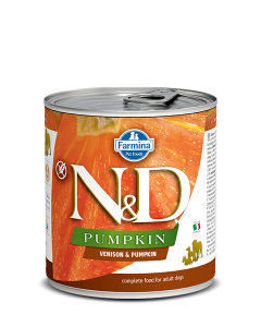 Farmina N&D - Pumpkin Venison & Pumpkin konzerva za pse 285g