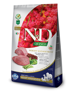 Farmina N&D - QUINOA Lamb Weight Management