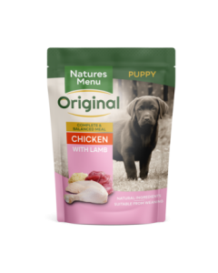 Natures Menu - Complete Meal mesne vrečke JUNIOR za pasje mladiče 300g
