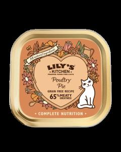 Lily's Kitchen - Poultry Pie hrana za mačke