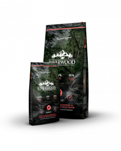 Riverwood - Jelen in divjačina z divjim prašičem