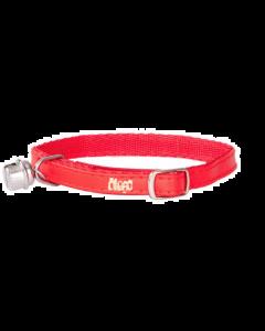Dingo - Mačja ovratnica Basic RED