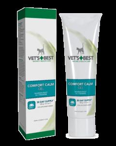 Vet's Best - Comfort Calm dopolnilna prehrana v obliki funkcionalnega gela za mačke 100g