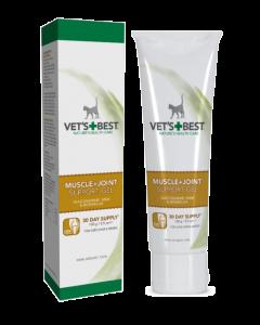 Vet's Best - Muscle + Joint dopolnilna prehrana v obliki funkcionalnega gela za mačke 100g
