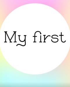 Fina Dvojina - My First komplet kartic