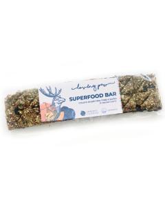 Loving Paw - Superfood Bar tablica z divjačino, borovnicami in bučkami