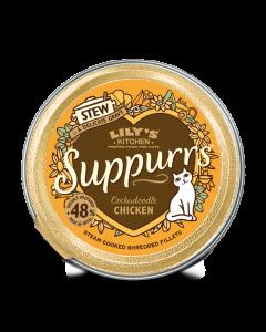 Lily's Kitchen - Suppurrs obara za mačke s svežim piščancem