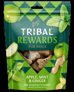 Tribal - Jabolko, meta in ingver naravni priboljški za pse 125g