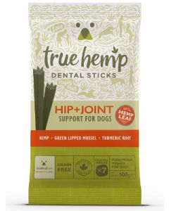 True Hemp - Dental palčke HIP & JOINT