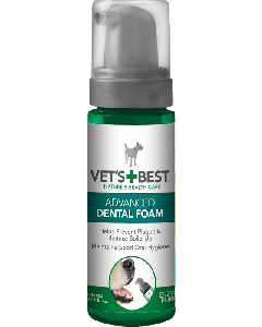 Vet's Best - Advanced Dental pena z encimi 150 ml