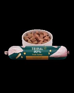 Tribal - 80% sveži puran monoproteinska mokra hrana za pse 750g