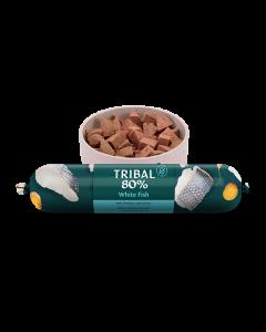 Tribal - 80% bela riba monoproteinska mokra hrana za pse 750g