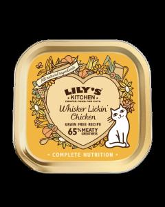 Lily's Kitchen - Whisker Lickin' Chicken hrana za mačke