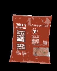 Wolf's Menu - Essential MONO govedina 800g