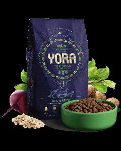 Yora – Hrana za pse z beljakovinami žuželk
