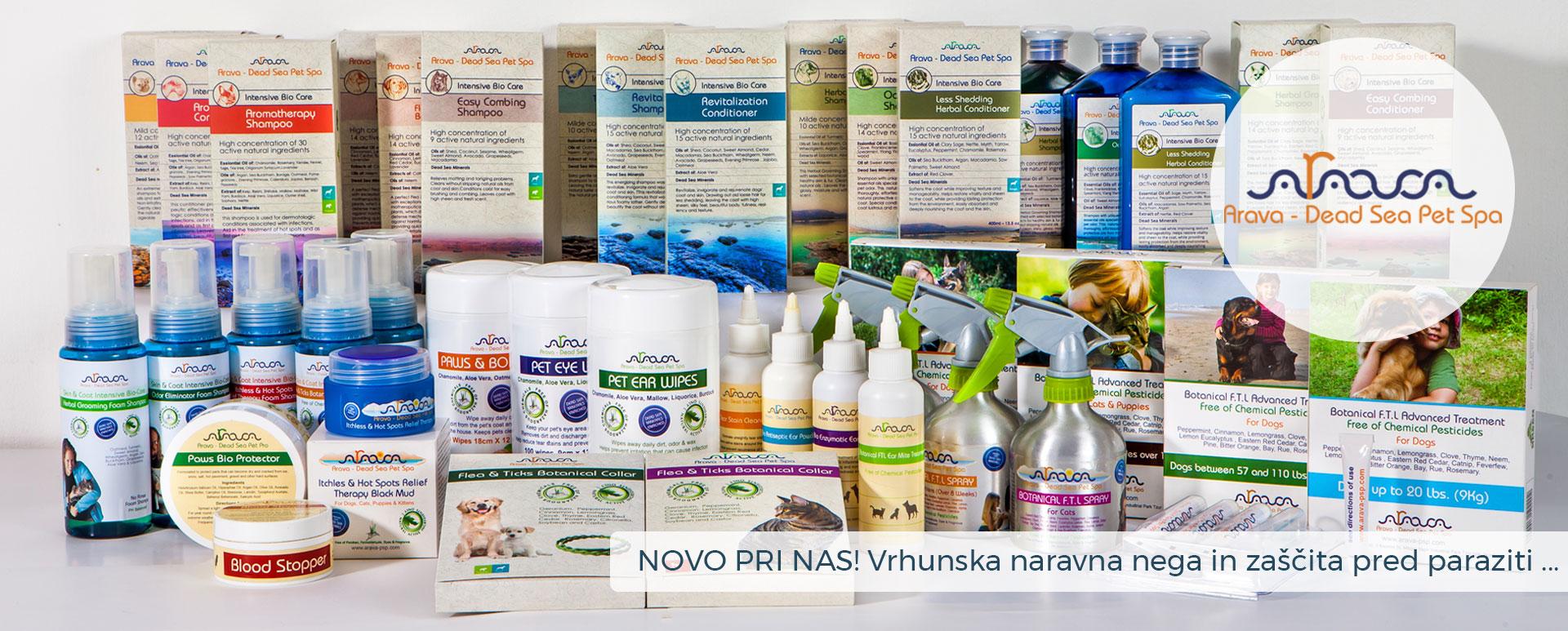 Arava izdelki